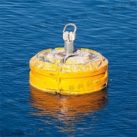 宁波厂家做海洋浮标  界标闭风系泊浮标