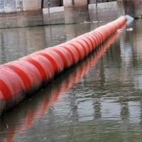 江河水库用塑料拦污漂排浮筒
