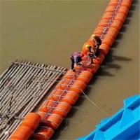 浙江做水电站拦污漂排浮筒的厂家