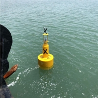 飲用水水源保護區警示浮筒 攔船浮標