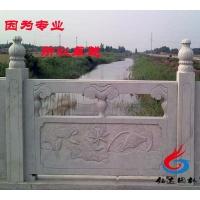 草白玉石栏杆,草白玉栏杆设计