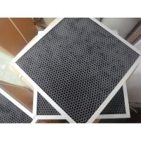 天泽供应蜂窝状活性炭板 甲醛过滤器净化器 活性炭板式过滤网