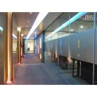 濱海新區玻璃百葉隔斷裝修中的優勢