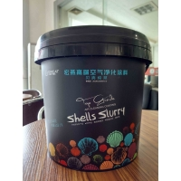 贝壳纯浆,宏燕艺术水漆12年艺术涂料专业品牌