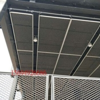 铝板网吊顶#幕墙铝板网#安平县铝板网厂直销