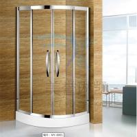 南京淋浴房-中山美譽琳凱衛浴-扇形淋浴房
