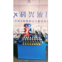 科興液壓供應多功能液壓站運行穩定