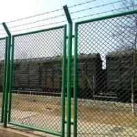 日喀則廠區菱形孔圍欄網 碼頭物流園鋼絲網護欄橋梁防拋網安裝