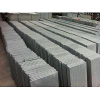 深圳石材厂家芝麻灰滚筒石翻滚面乳山灰g654小规格花岗石材