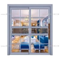 南京门窗厂-现代系列-欧福莱·精工门窗