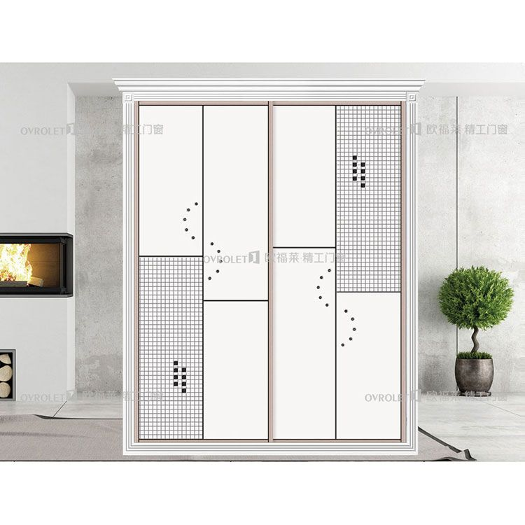 衣柜门系列-欧福莱·精工门