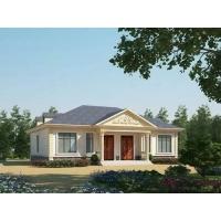 中配輕鋼別墅環保裝配式建筑堅固耐用40多種風格多樣