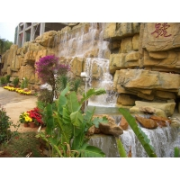 園林綠化、園林園建、假山塑石、假山瀑布