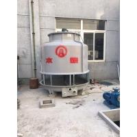江苏圆形冷却塔厂家直销上海本研冷却塔40吨塔