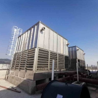 上海厂家代工 主营南通盐城市场镀锌钢板开式冷却水塔