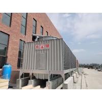 厂家直销嘉兴700T方型横流中央空调用冷却水塔