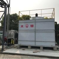 太仓厂家直销 密闭式方型横流冷却水塔