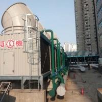 良機LRCM-H方形橫流冷卻塔 組合式塔體方便維保