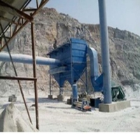矿厂专用破碎机除尘器 富泰环保设备