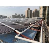 供1-50吨家用、商用太阳能热水工程