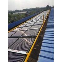 长葛太阳能热水工程、休闲度假用热水