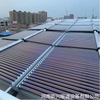 新興暖通設備提供太陽能熱水工程酒店采暖工程