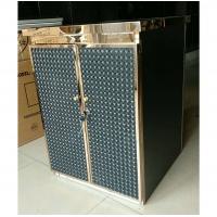 威海KTV点歌柜KTV点歌台功放柜机柜不锈钢点歌柜