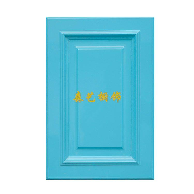 烤漆门板-外显条-南京森艺橱饰