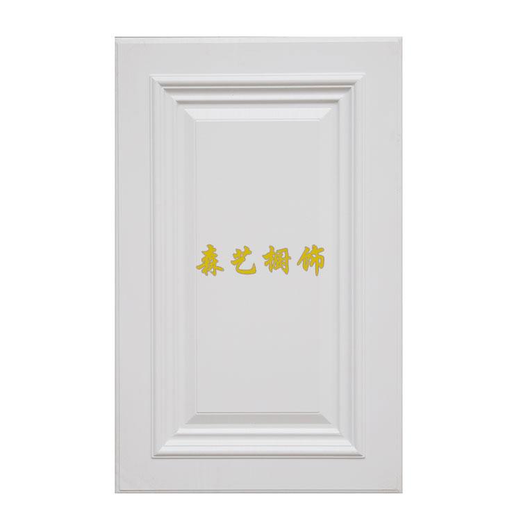 模压门板-模压外显条-南京森艺橱饰
