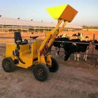 電動小型裝載機柴油小鏟車養殖場電動小鏟車