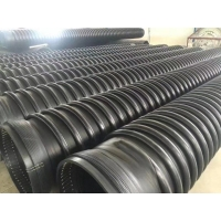 HDPE缠绕增强管