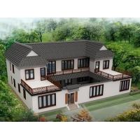 200多個輕鋼工程案例 讓別墅風格變得更加豐富多彩