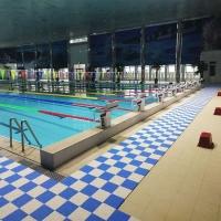 厂家直销泳池防滑镂空防滑地垫健身房防滑地板卫生间拼接隔水地垫