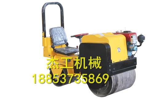 座驾式柴油压路机 小面积土层压实机 快速发货