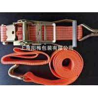 源头厂家直销捆绑器双钩拉紧器 棘轮捆绑器刹车带涤纶拉紧带