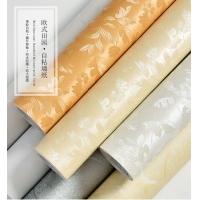 歐式自粘墻紙PVC,防水加厚客廳臥室田園背景墻