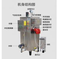 节能环保燃油蒸汽发生器全自动蒸汽锅炉