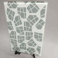 彩釉玻璃烤漆玻璃丝印玻璃隔断装饰
