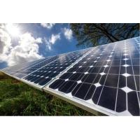 晶天太阳能电池组件180W太阳能光伏发电站A级光伏组件