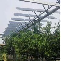 广东晶天太阳能光伏板330W瓦72片林光互补太阳能电池组件