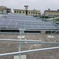晶天厂家太阳能光伏板380W72片光伏电站层压太阳能电池组件