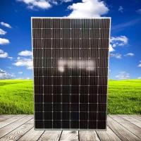 订制晶天太阳能光伏发电板家用并网别墅500W单晶光伏组件