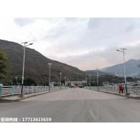 四川新農村道路建設6米太陽能路燈