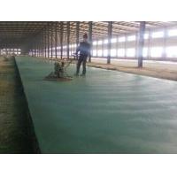 滨州惠民县金刚砂耐磨地面的使用让车间环境实现无尘化