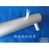 不锈钢酸洗钝化液应用于不锈钢建材产品