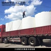 江苏锦尚来塑业5吨耐酸碱减水剂储罐