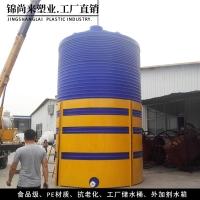 锦尚来塑业50吨储罐直销、规格尺寸可定制