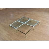 透明玻璃防靜電地板_抗靜電地板批發