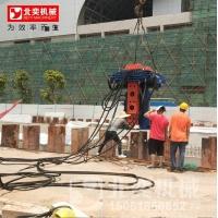 建筑工程用拔桩机 起拔型钢机械设备 型钢拔桩器厂家