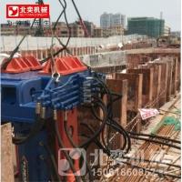 工法桩300*700型钢拔桩机